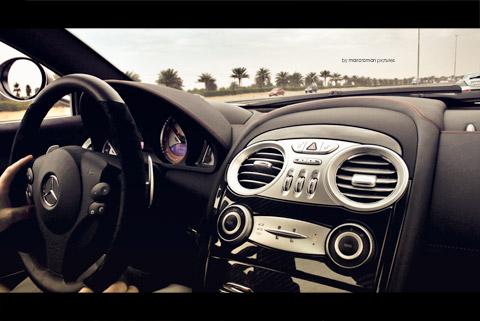 Slr722 0055 in Impressionen: Mercedes-Benz SLR McLaren 722