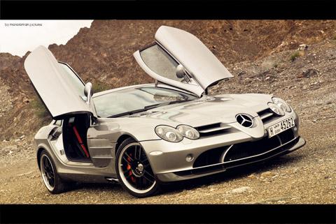 Slr722 0064 in Impressionen: Mercedes-Benz SLR McLaren 722
