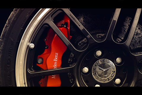 Slr722 0090 in Impressionen: Mercedes-Benz SLR McLaren 722