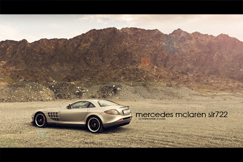 Slr722 0127 in Impressionen: Mercedes-Benz SLR McLaren 722