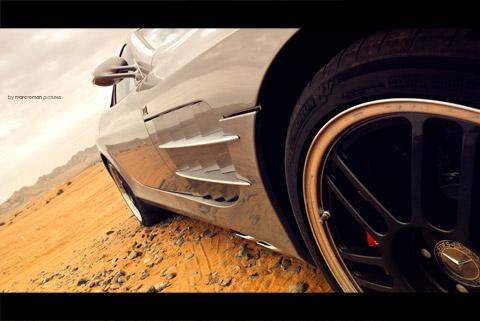 Slr722 0182 in Impressionen: Mercedes-Benz SLR McLaren 722