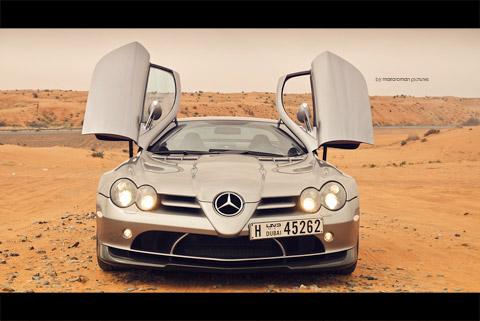 Slr722 0193 in Impressionen: Mercedes-Benz SLR McLaren 722