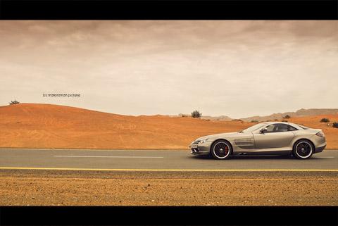 Slr722 0233 in Impressionen: Mercedes-Benz SLR McLaren 722