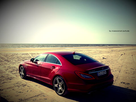 IMG 4161 in iPhone Impressionen: Mercedes-Benz CLS 63 AMG