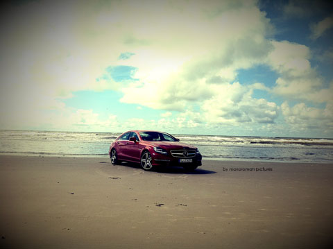 IMG 4166 in iPhone Impressionen: Mercedes-Benz CLS 63 AMG