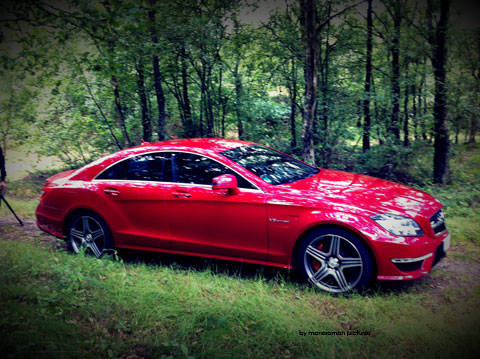 IMG 4170 in iPhone Impressionen: Mercedes-Benz CLS 63 AMG