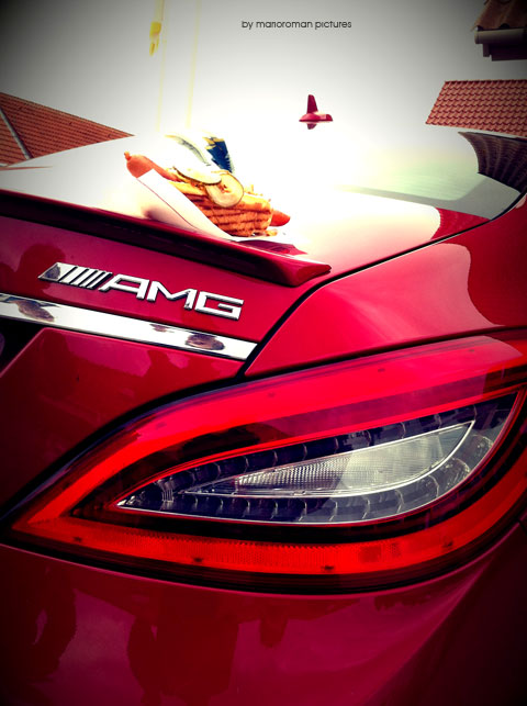 IMG 4172 in iPhone Impressionen: Mercedes-Benz CLS 63 AMG
