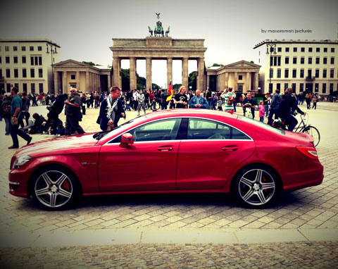 IMG 4173 in iPhone Impressionen: Mercedes-Benz CLS 63 AMG