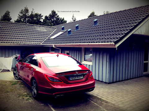 IMG 4193 in iPhone Impressionen: Mercedes-Benz CLS 63 AMG