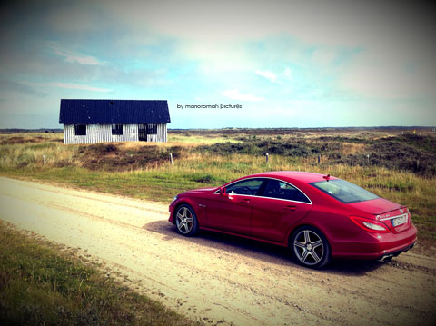 IMG 4216 in iPhone Impressionen: Mercedes-Benz CLS 63 AMG
