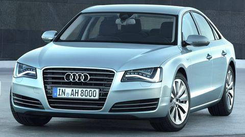 Audi-a8-hybrid in