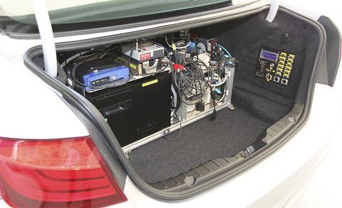 Bmw-forschung-3 in Forschung: 5er BMW fährt alleine