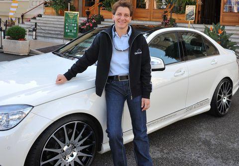 Ellen-lohr in Ellen Lohr bestreitet das größte Offroad-Rennen Deutschlands