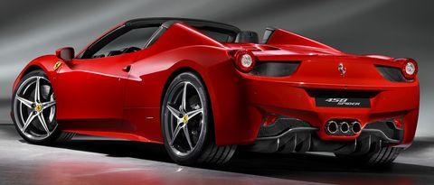 Ferrari-458-spider-2 in Der neue Ferrari 458 Spider