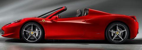 Ferrari-458-spider-3 in Der neue Ferrari 458 Spider