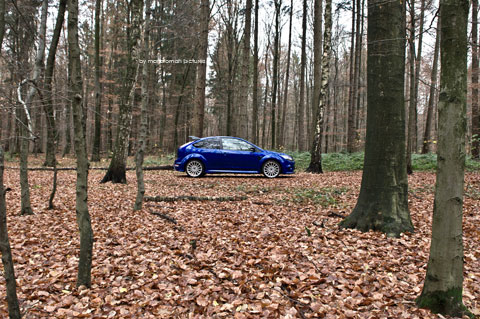 Ford-focus-rs 148-Bearbeite in Impressionen: Ford Focus RS (2009)