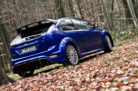 Ford-focus-rs 182-Bearbeite in Impressionen: Ford Focus RS (2009)