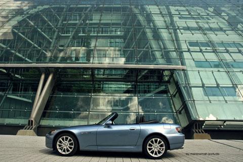 Hondas2000 0028-Bearbeitet in Impressionen: Honda S2000