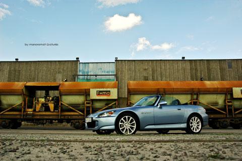 Hondas2000 0095-Bearbeitet in Impressionen: Honda S2000