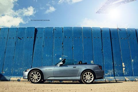Hondas2000 0131-Bearbeitet in Impressionen: Honda S2000