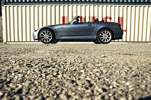 Hondas2000 0184-Bearbeitet in Impressionen: Honda S2000