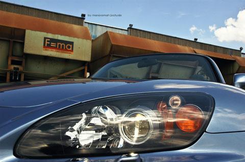 Hondas2000 0249-Bearbeitet in Impressionen: Honda S2000