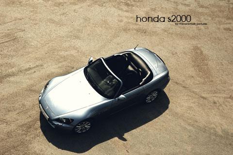 Hondas2000 0348-honda-logo in Impressionen: Honda S2000