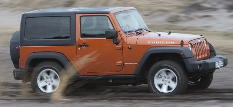 Jeep-wrangler-1 in Jeep zeigt Grand Cherokee SRT8 und Wrangler