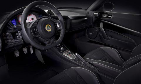 Lotus-evora-gte-2 in Lotus stellt mit dem Evora GTE einen Rennwagen vor