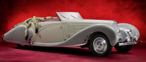 Best-in-Show-2010-Bugatti-57C-mit-Gangloff-Karosserie in Schloss Bensberg Classics: René Staud Studios kooperieren mit Leica