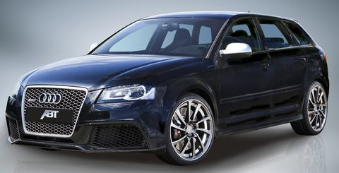 Abt-audi-rs3 in Audi: Der neue Abt RS3