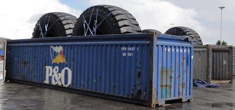 Bridgestone-59-80-R63 in Bridgestone: Die größten Reifen der Welt