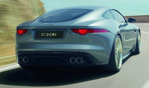 Jaguar-c-x16-2 in Jaguar bringt den C-X16 ins Spiel