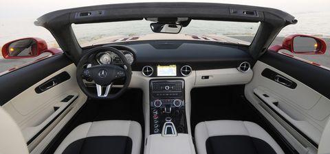 Mercedes-sls-amg-roadster-4 in Mercedes SLS AMG Roadster: Sportwagen auf höchstem Niveau