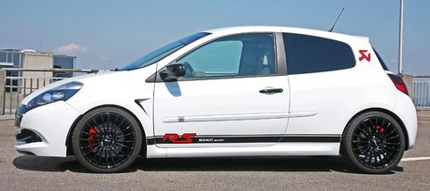 Renault-clio-rs-2 in Renault Clio RS von MR Car Design