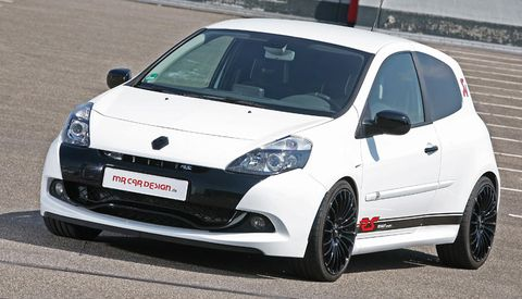 Renault-clio-rs-6 in Renault Clio RS von MR Car Design