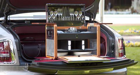 Rolls-royce-picknick-1 in Rolls-Royce gibt Gas