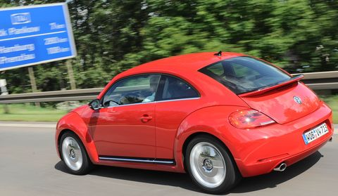 Vw-beetle-b in Impressionen: VW Beetle