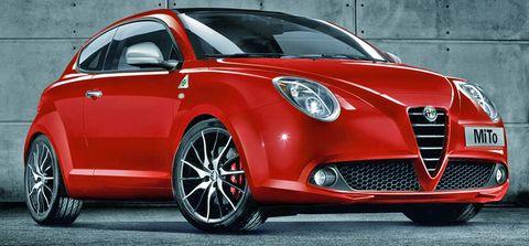 Alfa-Romeo-Mito-Quadrifoglio-Verde-101-1 in Limitiert: Alfa Romeo Mito Quadrifoglio Verde 101
