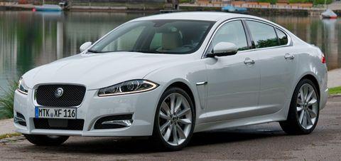 Jaguar-xf-2012 in