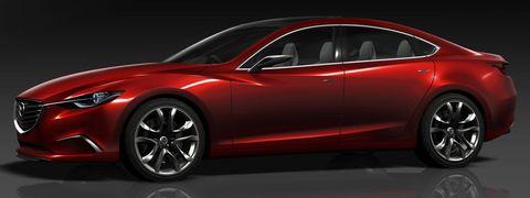 Mazda-takeri-3 in Mazda Takeri: Concept Car für die Tokio Show