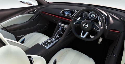 Mazda-takeri-4 in Mazda Takeri: Concept Car für die Tokio Show