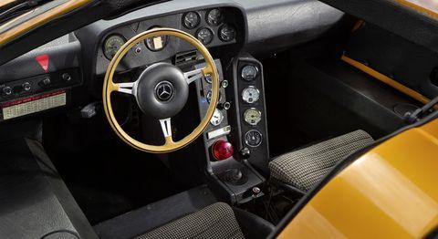 Mercedes-c-111-a in Diesel-Generationen: Mercedes C 111 trifft SLK 250 CDI