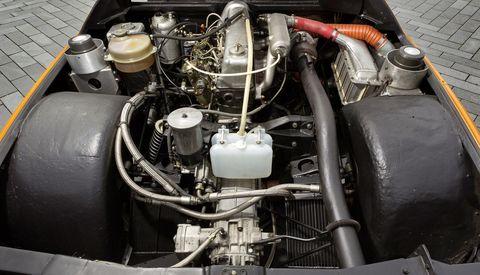 Mercedes-c-111-b in Diesel-Generationen: Mercedes C 111 trifft SLK 250 CDI