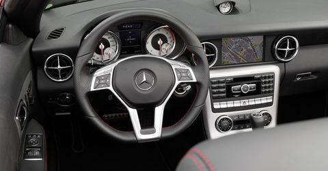 Mercedes-slk-250-cdi-b in Diesel-Generationen: Mercedes C 111 trifft SLK 250 CDI