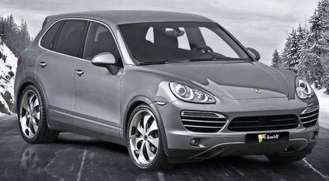 Porsche-cayenne-schmidt-revolution-1 in Schmidt Revolution macht den Cayenne wintertauglich