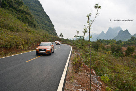 11-10-28-guilin-70 in Im Osten viel Neues: Audi Q3 Trans China Tour 2011