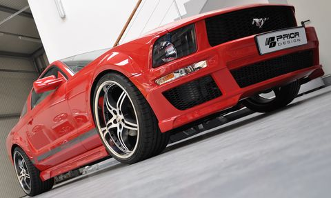 Ford-Mustang-von-Prior-Design-6 in Gestyltes Pony: Ford Mustang von Prior Design