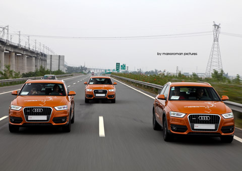 IMG 0152 A4 in Im Osten viel Neues: Audi Q3 Trans China Tour 2011
