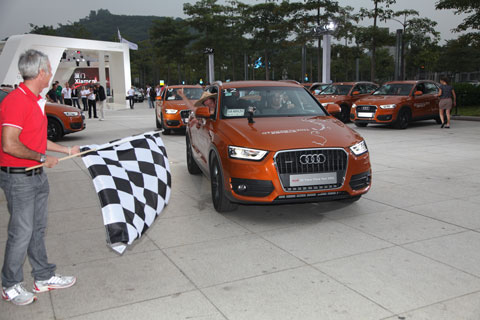 IMG 9874 in Im Osten viel Neues: Audi Q3 Trans China Tour 2011